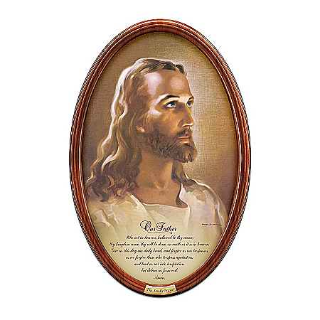 Collector Plate: The Lord's Prayer Collector Plate