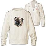 Women's Jacket - Doggone Cute Pug