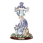 Sculpture - Thomas Kinkade Crystal Ascension Sculpture