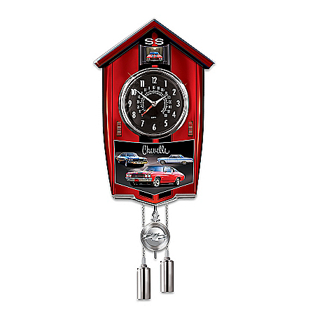 Cuckoo Clock: Chevelle Cuckoo Clock by The Bradford Exchange Online - Lovely Exchange