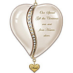 Personalized Baby's First Christmas Ornament - From The Heart
