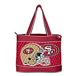 NFL San Francisco 49ers Tote Bag