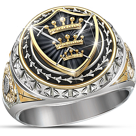 Men's Ring: The Legend Of Excalibur