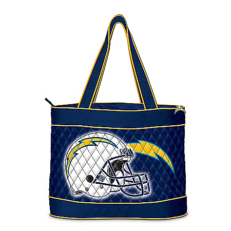 NFL San Diego Chargers Tote Bag