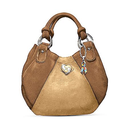 Handbag: Autism Awareness Handbag