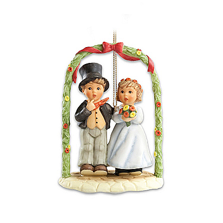 M.I. Hummel Dearly Beloved Christmas Ornament