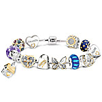 Bracelet - Charming Touches Personalized Charm Favorite Things Bracelet