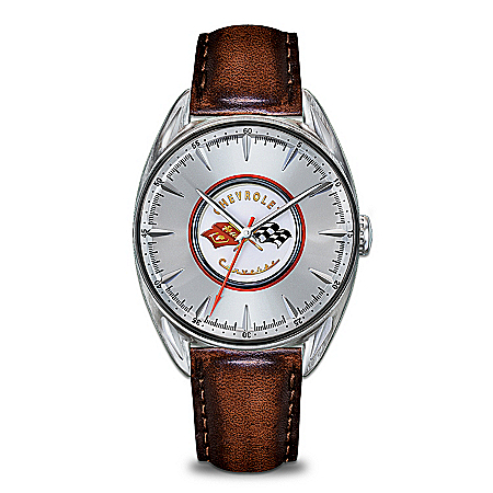 Men's Watch: Classic Corvette Men's Watch