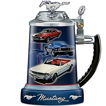 Stein: Ford Mustang Commemorative Stein