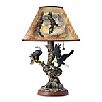 Lamp - Treetop Majesty Lamp