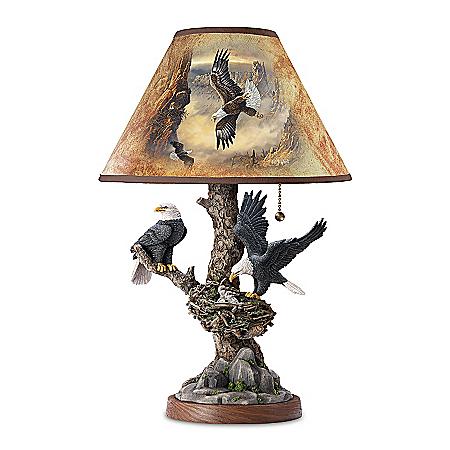 Lamp: Treetop Majesty Lamp