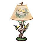 Lamp - Nature's Poetry Lamp