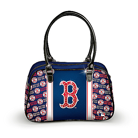 Women's Handbag: Boston Red Sox City Chic Handbag