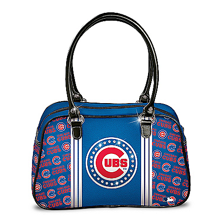 Women's Handbag: Chicago Cubs City Chic Handbag