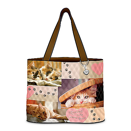 Tote Bag: At Home In My Heart Tote Bag
