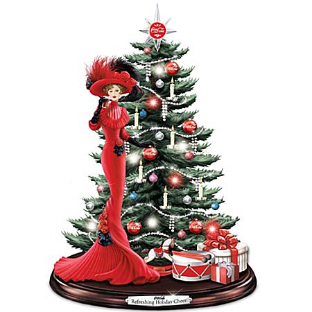 Tabletop Tree: Refreshing Holiday Cheer Tabletop Christmas Tree