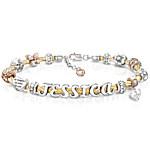 Women's Bracelet - My Daughter, My Love Personalized Bracelet