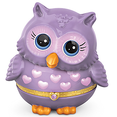 Music Box: Granddaughter, Owl Always Love You Music Box