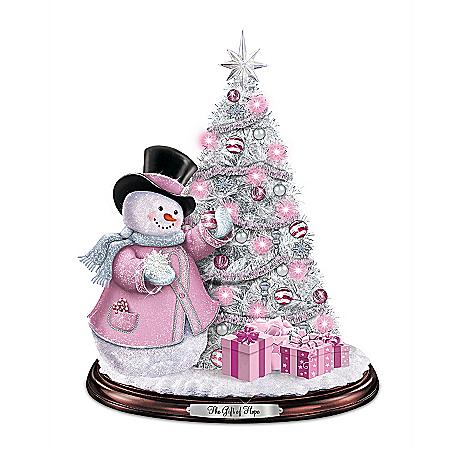 Tabletop Christmas Tree: Gift Of Hope Tabletop Christmas Tree