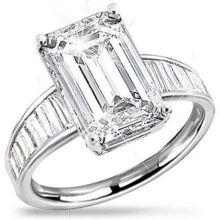 The A-List Celebrity Women's Ring