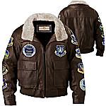 Men's Jacket - Flying Ace Men's Jacket