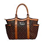 Handbag - Alfred Durante Uptown Handbag