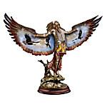 Sculpture - Invoking The Sacred Guardian Sculpture