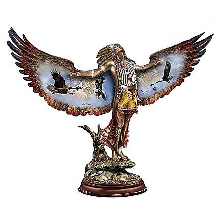 Sculpture: Invoking The Sacred Guardian Sculpture