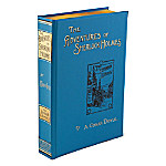 The Adventures Of Sherlock Holmes By A. Conan Doyle - First Edition Replica Book