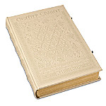 The Kelmscott Chaucer White Hardcover Book
