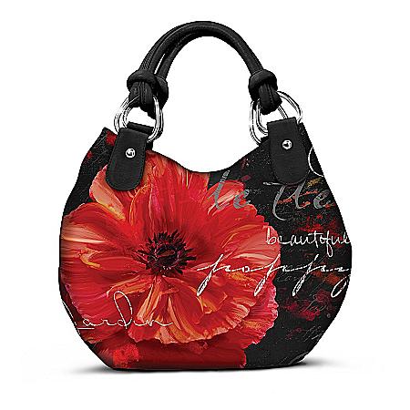 Women's Handbag: Poppy le Fleur Handbag