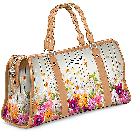 Handbag: Lena Liu The Garden Handbag