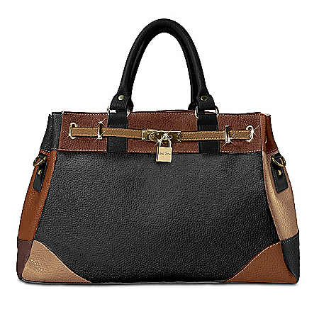 Women's Handbag: Alfred Durante The Manhattan Gallery Handbag