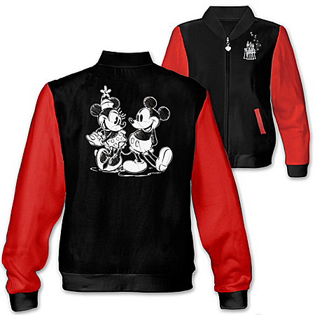 Women's Jacket: A Date With Disney Women's Jacket