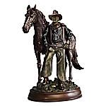 John Wayne - Western Great Cold-Cast Bronze Masterpiece Sculpture