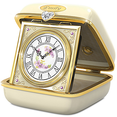 Music Box: My Daughter, I Cherish Our Time Together Personalized Music Box
