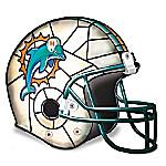 Miami Dolphins Football Helmet Accent Lamp