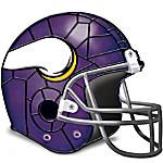 Lamp - Minnesota Vikings Helmet Accent Lamp