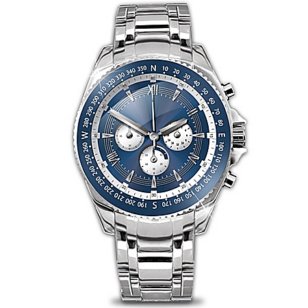 Watch: Grandson, Reach For Your Dreams Chronograph Men's Watch