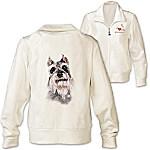 Women's Jacket - Doggone Cute Schnauzer Women's Jacket