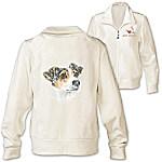 Women's Jacket - Doggone Cute Jack Russell Women's Jacket