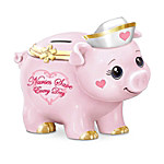 Gift for Nurses: Nurses Save Every Day Musical Piggy Bank