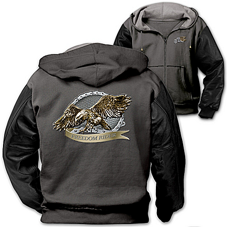 Men's Jacket: Freedom Rider Men's Jacket 118146001