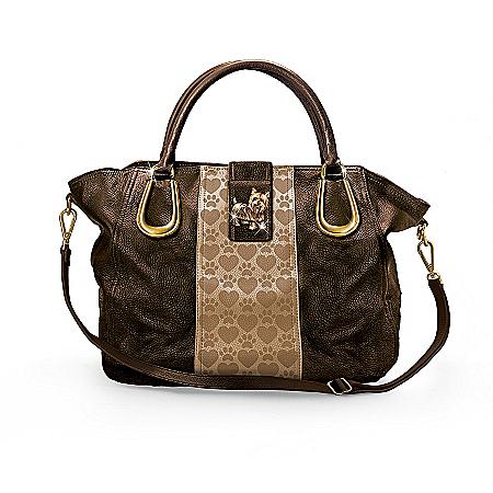Yorkie Love Handbag