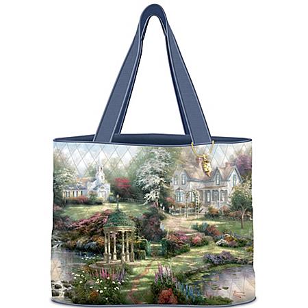 Tote Bag: Thomas Kinkade Classics Tote Bag