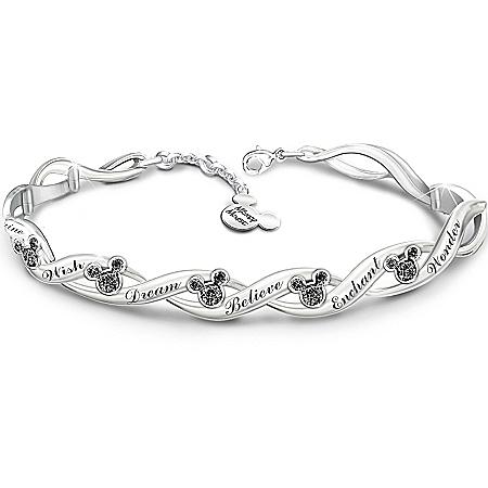 Bracelet: Disney Magical Wishes Crystal Bracelet