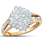 Ring - Diamond Delight Statement Ring