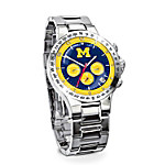 Men's Collector's Watch: Michigan Wolverines