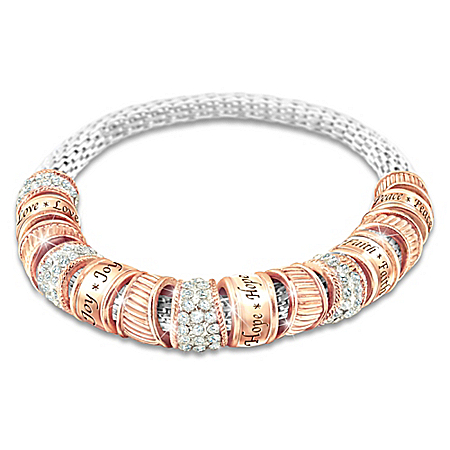 Women's Bracelet: Nature's Healing Touch Bracelet