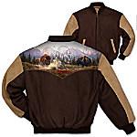 Men's Jacket - The American West Men's Jacket